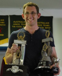 Qld Champs 11 Pr & CoC Champ