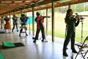QTS Training @ Brisbane International Shooting Centre